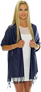 Top 10 Best Navy Blue Satin Shawl Reviews Of 2021