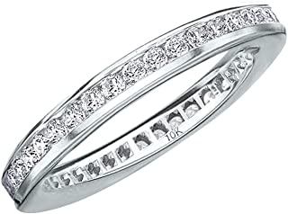 Top 10 Best Onyx Eternity Ring Reviews Of 2021