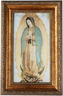 Top 10 Best Our Lady Of Guadalupe Rosary Centerpiece Reviews Of 2021